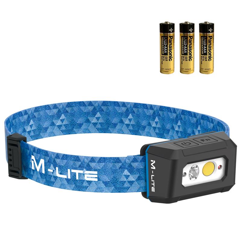 ALS戶外防水led頭燈頭戴式強光遠射應急燈充電釣魚專用