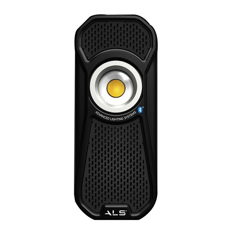 AUD601R 無線藍牙音響燈 星空黑