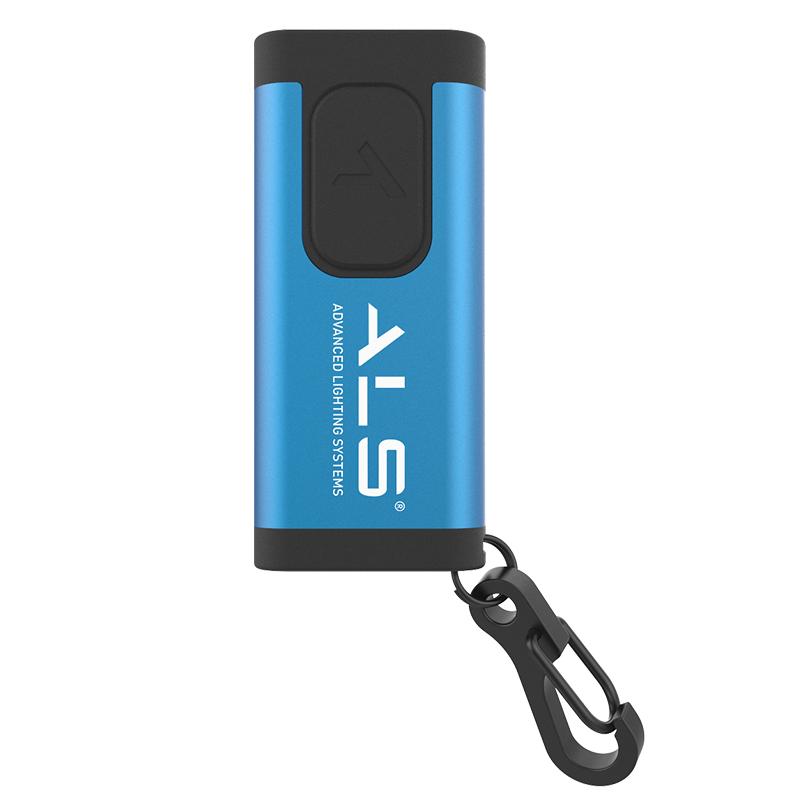 GFL061R 鑰匙扣燈 孔雀藍